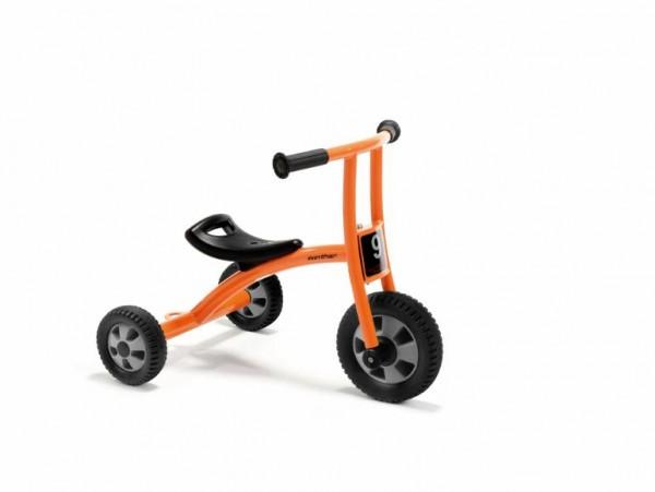Pushbike aktiv, neue Bereifung