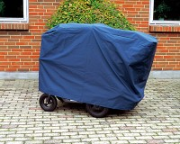 Abdeckschutz (Garage) für Turtle Kinderbus 8900800 + 8900802