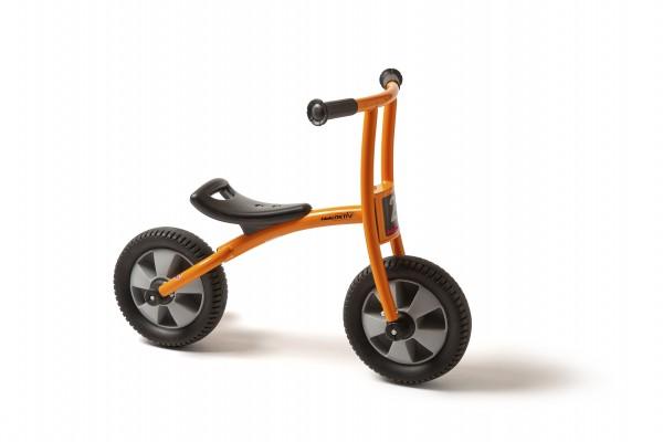 BikeRunner aktiv, neue Bereifung