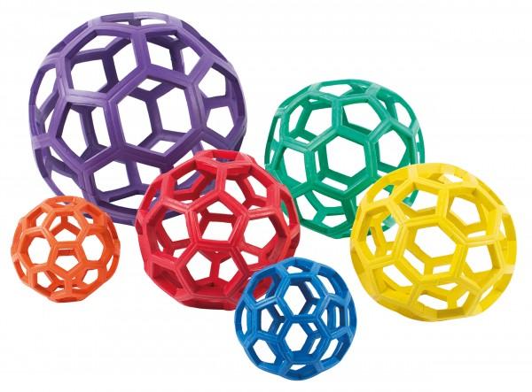 RubberFlex Grabballs 6er Set 9 cm