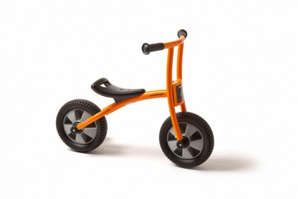BikeRunner Maxi aktiv, neue Bereifung