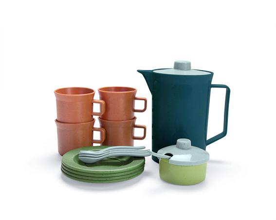 BIO Kaffee Set 17 Teile