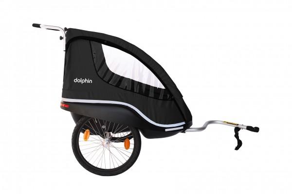 Dolphin XL schwarz, Neue Edition 2021