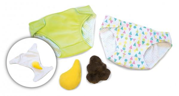 Rubens Baby Accessoires Diaper Set / Windelset