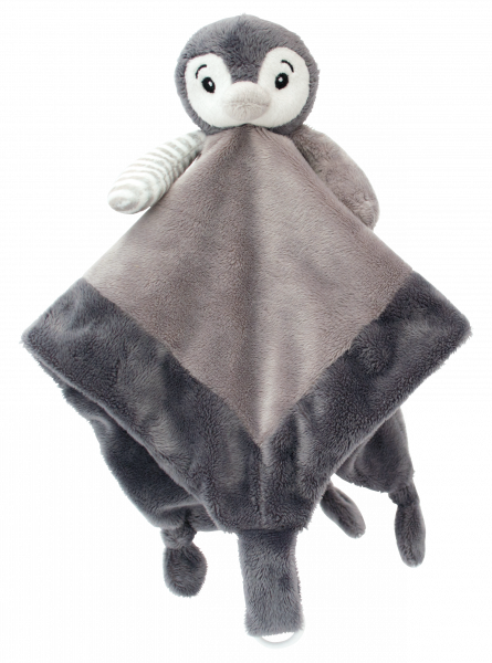Schmusedecke Pinguin