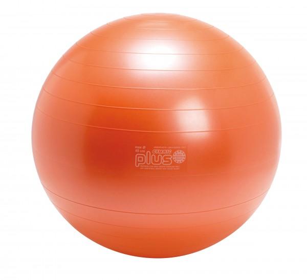 Gymnic Plus 65 cm BRQ, orange