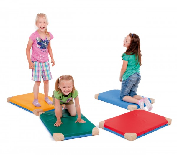 Baby-Turnmatte Farbkombi RG 35 75 x 50 x 6 cm
