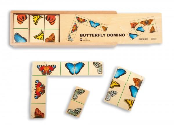 "Riesen-Domino ""Schmetterlinge"""
