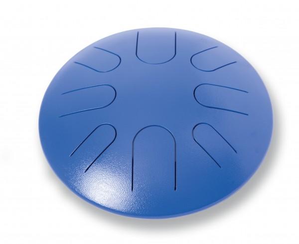 """TONGO-GO Stahlzungentrommel 12"""" Large blue"""